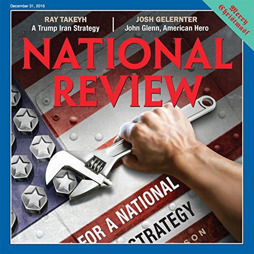 National Review - December 31, 2016 audiobook cover art