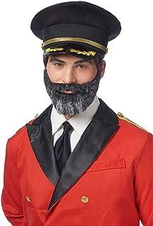 the captain's beard