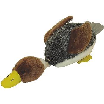 """Kerbl Hundespielzeug Ente """"Dagobert"""", Raschel Spielzeug für"""