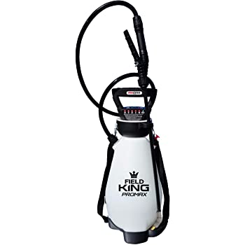 Field King 190571 Lithium-Ion Battery Powered Pump Zero Technology Sprayer, 2 Gallon, White