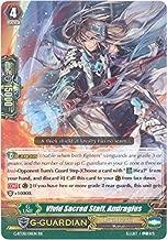 Cardfight!! Vanguard TCG - Vivid Sacred Staff, Andragius (G-BT08/011) - G Booster Set 8: Absolute Judgment