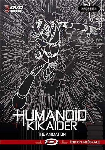 Humanoid Kikaider-The Animation-Edition intégrale