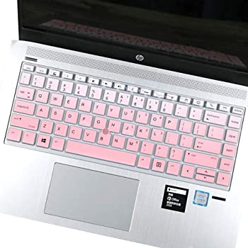 14 HP Elitebook 840 G5nr Ombre Blue HP 14 Elitebook Keyboard Cover Skins Compatible 14 HP Zbook 14U G5 wm HP 14 Elitebook 745 G5,14in HP Laptop Cover