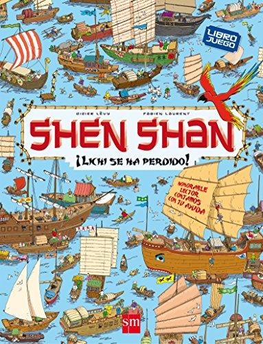 Shen Shan ¡Lichi se ha perdido! (Para aprender más sobre)