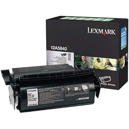 LEXMARK 12S0400 001