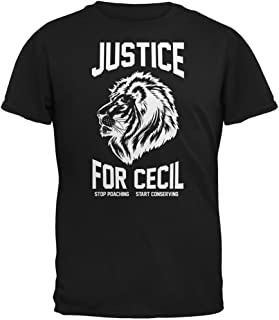 justice for cecil t shirt