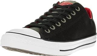 Converse Mens Chuck Taylor All Star Ox Fashion Sneaker Shoe