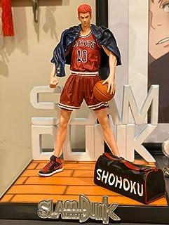 PLL Sakuragi hanamichi Resin Figure SLAM DUNK Statue Limited Collection Popular Cartoon Anime Manga Doll Peripherals ZBBZ