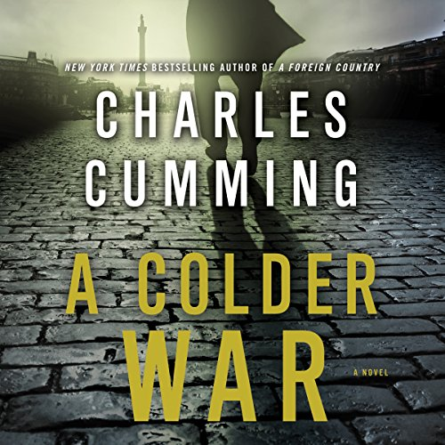 A Colder War audiobook cover art