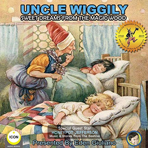 Uncle Wiggily Sweet Dreams from the Magic Wood cover art
