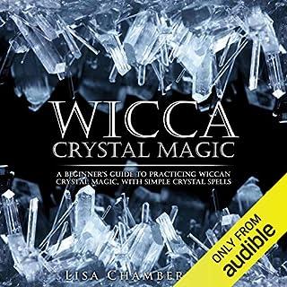 Couverture de Wicca Crystal Magic