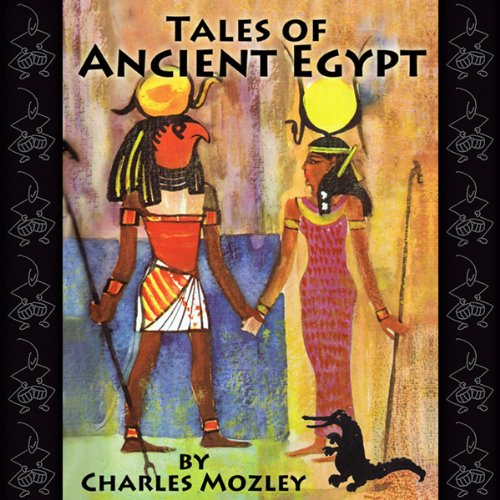 Tales of Ancient Egypt audiobook cover art