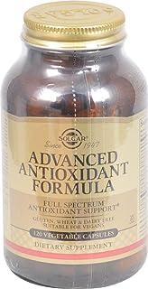 Advanced Antioxidant Formula Full Spectrum Antioxidant Protection (120 Vegetarian Capsules)