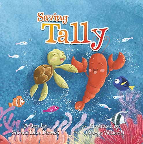 Saving Tally: An Adventure into the Great Pacific Plastic Patch (Save The Planet Books - Book 2) (English Edition)