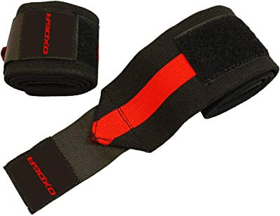 OXOGA Weight Wrist Wrap Red OSWW-3765 Adjustable Other