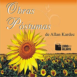 Obras Póstumas [Posthumous Works] audiobook cover art