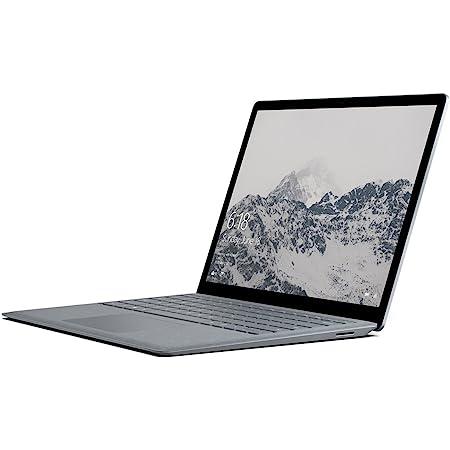 "Microsoft Surface Laptop (1st Gen) D9P-00001 Laptop (Windows 10 S, Intel Core i5, 13.5"" LED-Lit Screen, Storage: 128 GB, RAM: 4 GB) Platinum"
