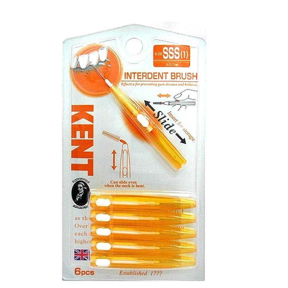 立派な原油減る永豊堂 KENT歯間ブラシSSS KNT-7010
