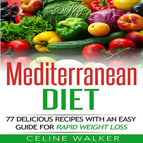 Mediterranean Diet Audiobook By Celine Walker cover art
