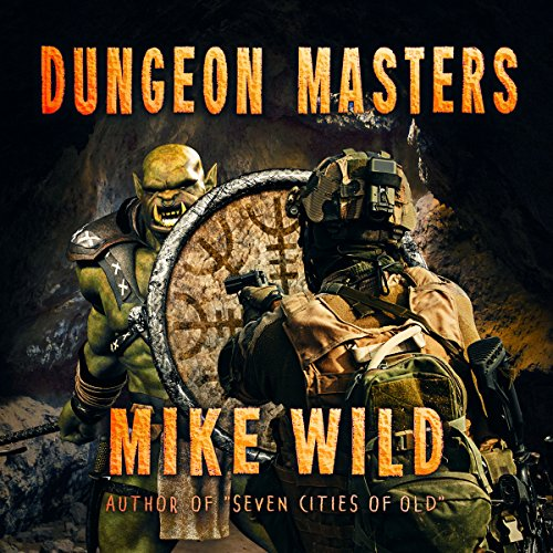 Dungeon Masters cover art