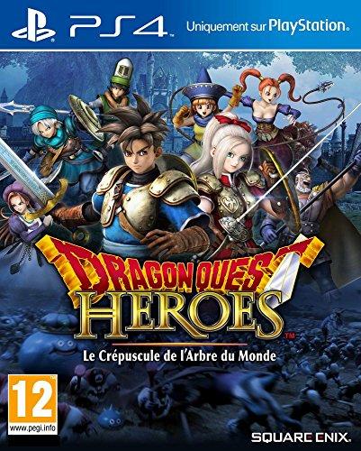 Dragon Quest Heroes : le crépuscule de l'arbre du monde - édition day one - PlayStation 4 - [Edizione: Francia]