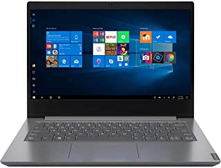 Lenovo V14-IIL 82C401JHUS 14インチ フルHD ノートブックコンピュータ Intel Core i5-1035G1 1GHz 8GB RAM 256GB SSD Windows 10 Pro グレー