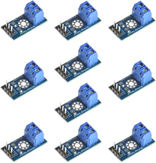 Anmbest 10PCS Interfacing Voltage Sensor with Arduino Measure up to 25V Using Arduino