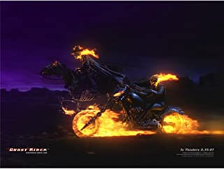 Ghost Rider 32x24 Movie ArtPrint Poster 09C/Middle Size