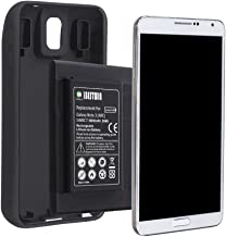 Note 3 Battery, 10000mAh Extended Replacement Battery for Samsung Galaxy Note 3 N9000,..