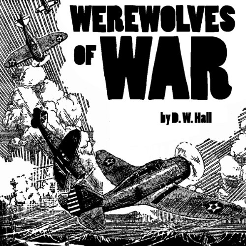 Werewolves of War cover art