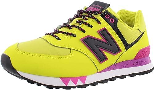 New Balance Womens 574 scarpa sportiva, giallo (N9000 Iii), 38 EU ...