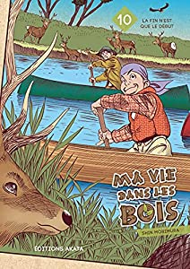 Ma vie dans les bois Edition simple Tome 10