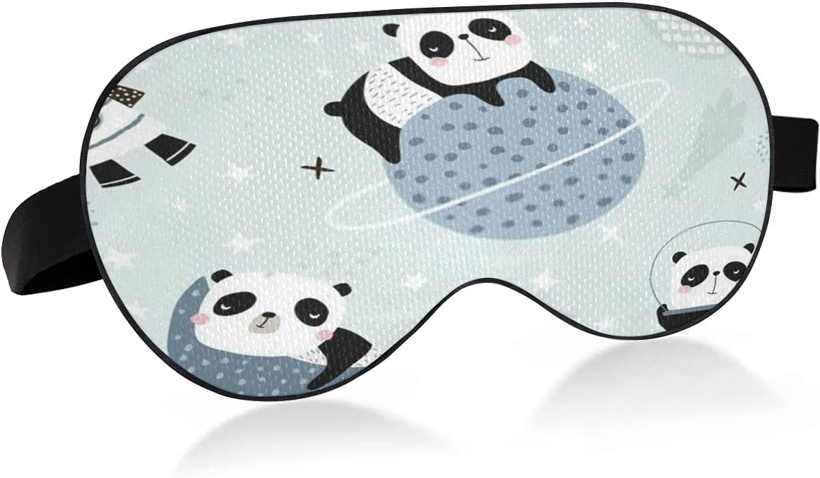 Sleep Mask with Eyes Portland Mall That Block Light Dry and Seaml Super sale Relieve