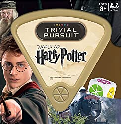 TRIVIAL PURSUIT Harry Potter (Quickplay Edition)   Trivia Game Questions from Harry Potter Movies