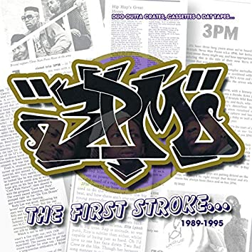 """""""3pm"""" the First Stroke... (1989-1995)"""