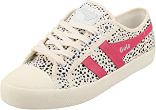 Gola Coaster Cheetah Womens Fashion Trainers