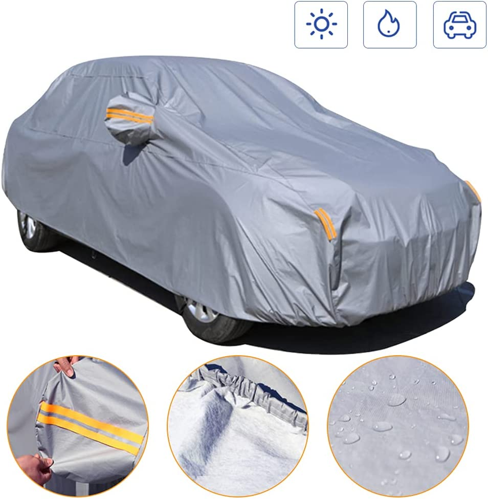 OFFicial Custom Car Cover All Weather Waterproof Outdoor Anti S Excellent