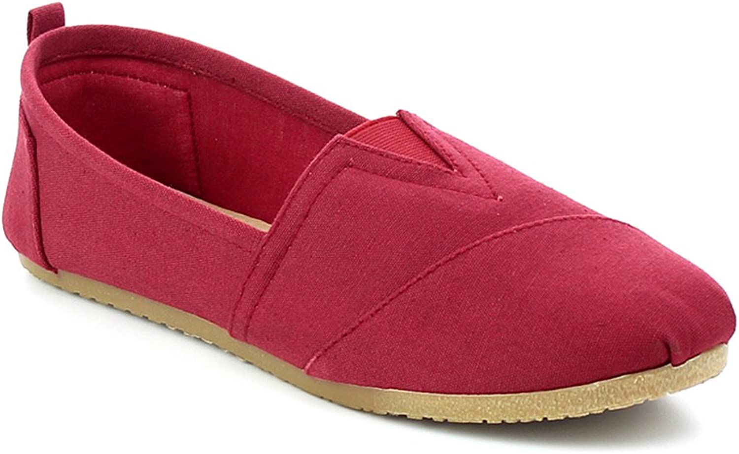 WestCoast Nina-02 Women's Classics Perforated Casual Flats Loafer shoes
