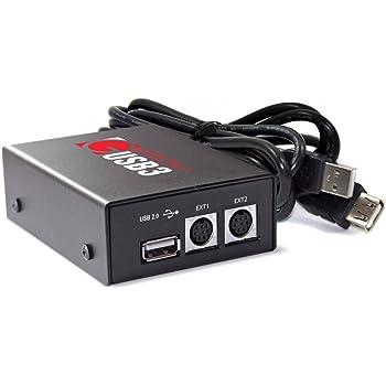 BTD USB2 // 3 und MST3 // 4 Integration Kits f/ür IPD3 // 4 Grom Audio-Bluetooth-Dongle