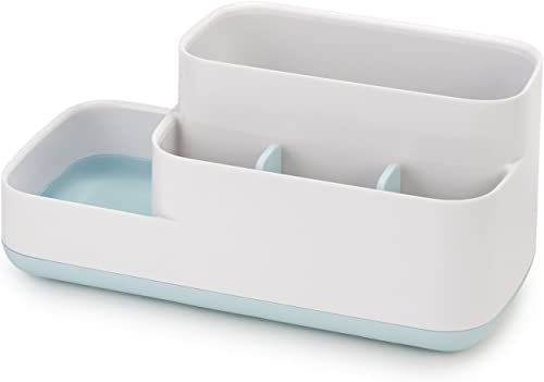 Joseph Joseph EasyStore Bathroom Caddy - Blue/White