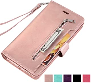 Zipper Leather Samsung Galaxy Series Case Samsung Galaxy S8 16-524778