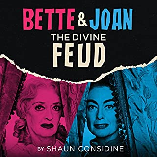 Bette & Joan audiobook cover art