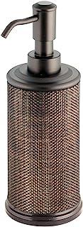 InterDesign 39380EU Twillo Distributeur de Savon Bronze