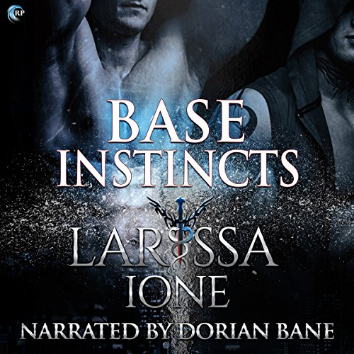 Base Instincts audiobook cover art