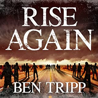 Rise Again audiobook cover art