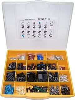 Delphi Metri-Pack Connector Kit MP-150-771: Sealed Automotive Electrical Connectors 24-18 Gauge 771 Piece Kit