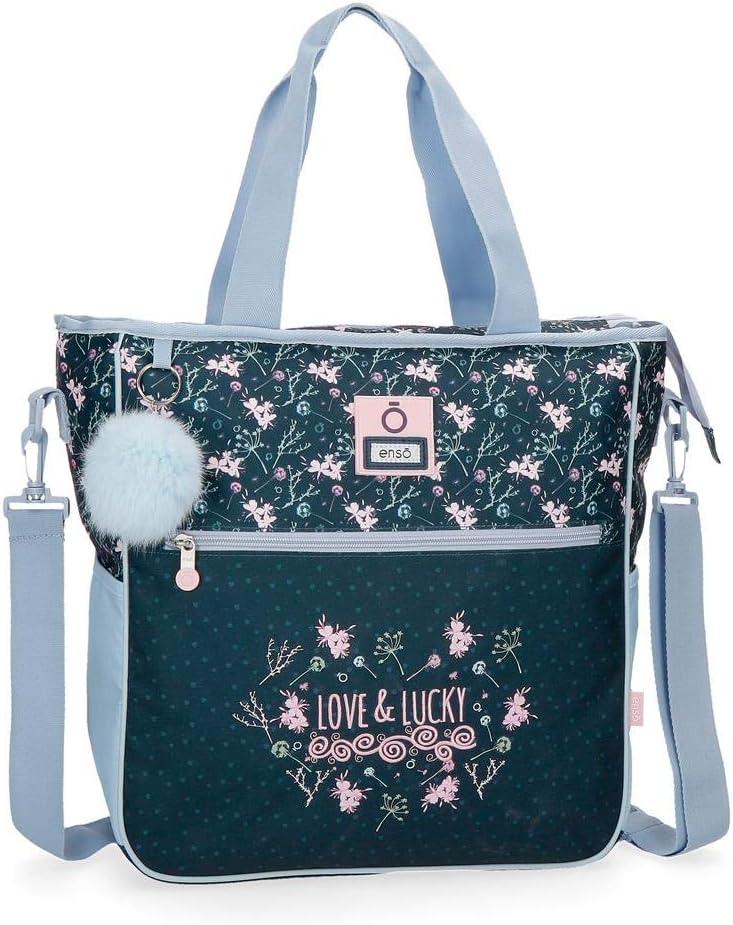Enso Messenger Bag, Multicolour (Multicolor), 36 centimeters