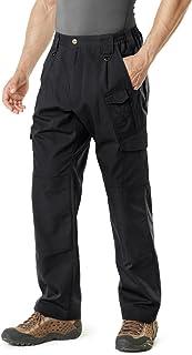 CQR Men's Tactical Pants Lightweight EDC Assault Cargo TLP104 / TLP105