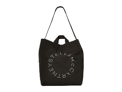 Stella McCartney Large Bag Organic (Black) Tote Handbags