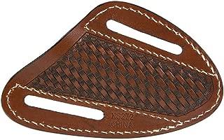 Ranger Belt Co. Slanted Pancake Basketweave Knife Sheath